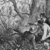 Slave spy aids Union troops behind enemy lines