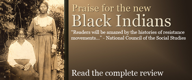 Black Indians NCSS Review banner